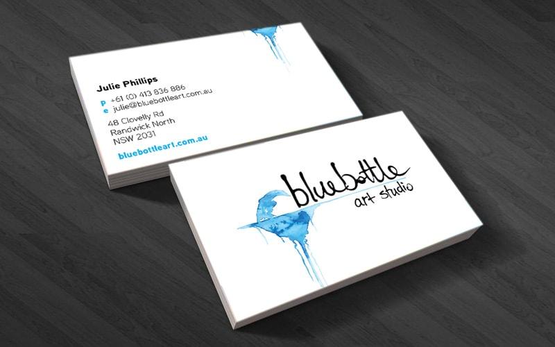 макет студии дизайна визитки фото отличие