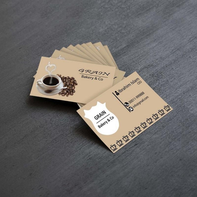 фото визиток для ресторана стили представлены картинках